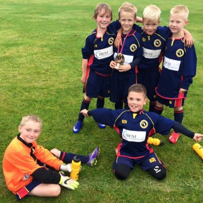 """Trent Instruments Proud to sponsor Sherwood F.C"""