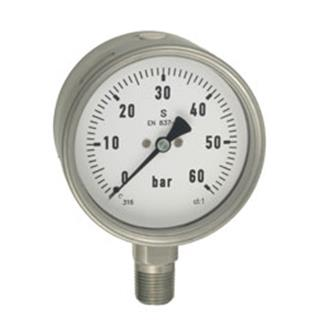 All Stainless Steel Gauges